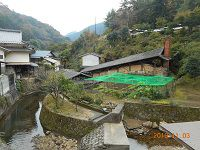 Visiting a pottery village